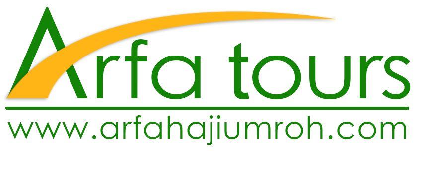 Umroh Murah Arfa Tours Logo