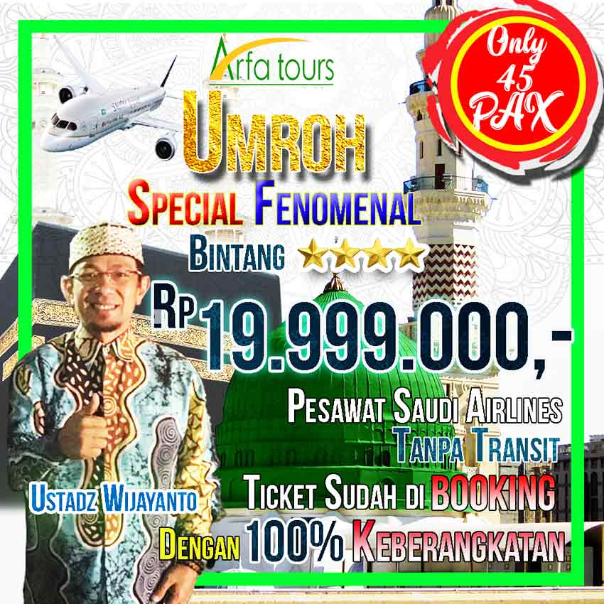 side banner travel umroh arfa tours 19jt-an