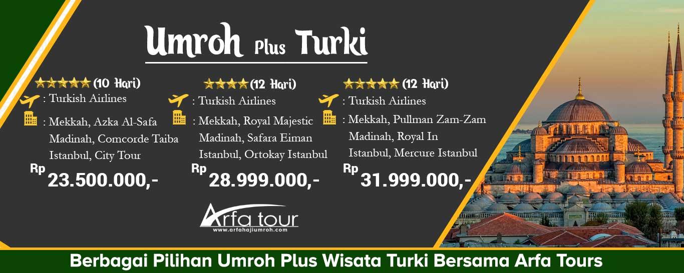 Umroh Hemat Pls Trk 2019 Jakarta