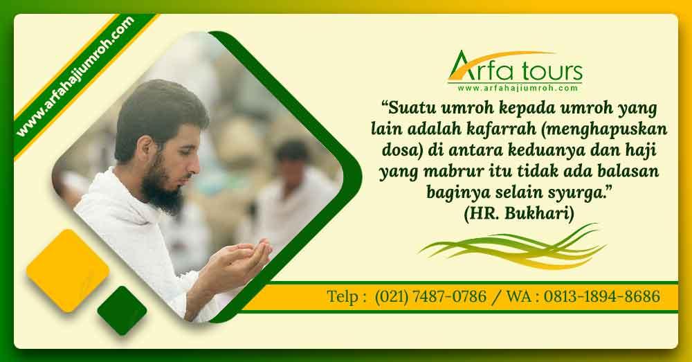 ayat quran - umrah november 2021 arfa tour