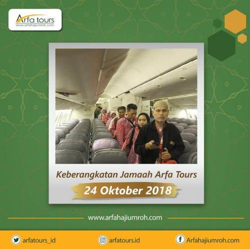 Paket Umroh Fenomenal 28 Oktober 2018